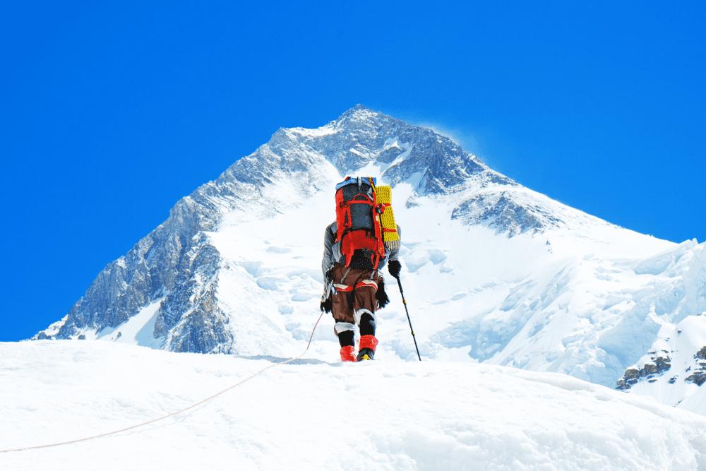 Alcancando Everest
